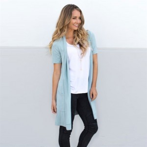 Jane.com: Short Sleeve Pocket Cardigans Just $14.99!