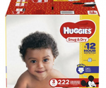 Amazon: Huggies Little Snugglers & Luvs As Low As 10¢ Per Diaper!!