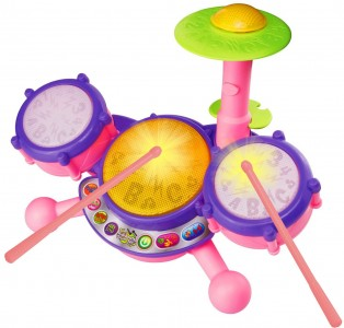 Amazon: VTech KidiBeats Drum Set ONLY $12.79! (Reg. $19.99)
