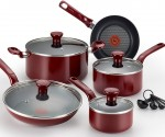 Amazon: T-Fal Thermo-Spot 14-Piece Cookware Set ONLY $42 (Reg.$80) (Amazon's Choice)