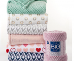 Kohl's: The Big One Supersoft Plush Throws Only $8.49 (Reg.$40) & More
