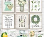 Jane.com: Farmhouse Kitchen Prints ONLY $3.28!