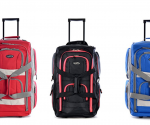 Amazon: Olympia Rolling Duffel Bag Only $24.39 (Reg. $52.49)
