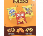 Amazon: Keebler Cookie and Cheez-It Variety Pack (20-Count) ONLY $5.31!