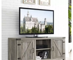 Jane.com: Farmhouse Barn Door TV Stand $219.99 (FREE Shipping!)