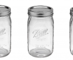 Walmart: Ball Wide Mouth Quart Jars with Lids (24 ct) Just $18.98!