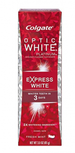 Amazon: Colgate Optic White Platinum Toothpaste Only $2! ($2 Future Credit)