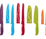 Amazon: Farberware 12-Piece Non-Stick Resin Cutlery Knife Set ONLY $11.92!