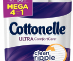 Amazon: Cottonelle Ultra CleanCare Toilet Paper (36 Family Rolls) Only $0.50 Per Roll & More