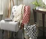 Jane.com: Plaid Pom Pom Throw Blanket Just $27.99! (Cute Accent)