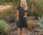 Jane.com: Cute Stripe Dress w/ Pockets Only $19.99!