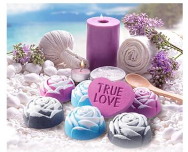 Amazon: Anjou Rose Bath Bombs Gift Set ONLY $9.99!