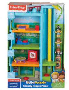 Kohl's: Fisher-Price Little People Friendly People Place ONLY $11.89 (Reg.$70)