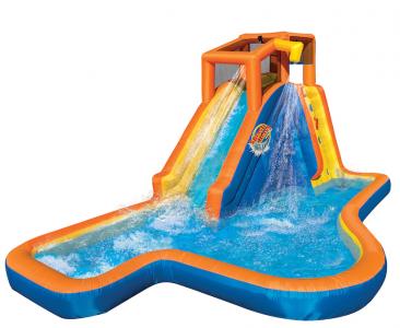 Kohl': Banzai Slide n' Soak Splash Park $212.49 Shipped + Earn $60 Kohl's Cash (Today Only)
