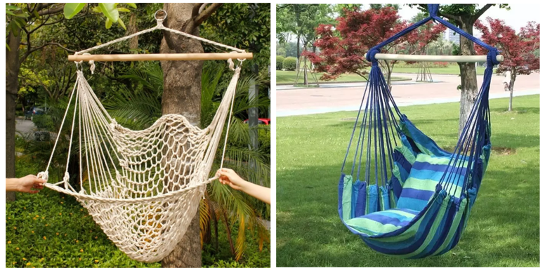 Longing For Those Lazy Summer Day? Jane.com Has This Hammock Hanging Rope  Chair ...