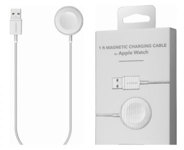 Best Buy: Insignia Magnetic Apple Watch Charging Cable Only $12.49 (Reg. $25) + More