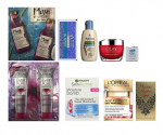 Amazon: Women's Skin and Hair Care Sample Box with Free Amazon Credit