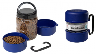 Amazon: Pet Food Travel Container Only $4.99! (Add-on Item)