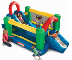 Amazon: Big Price Drop on Little Tikes Jump and Double Slide Bouncer!