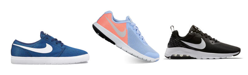 09debb14c111d3 Kohl s  Up to 50% Off Nike Shoes for the Family!