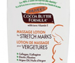 Amazon: Palmer's Cocoa Butter Massage Lotion for Stretch Marks Only $4.76 (Ships w/ $25 Amazon Order)