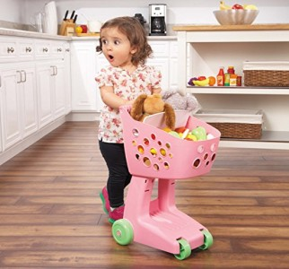 Walmart.com: Little Tikes Lil Shopper Cart Just $11