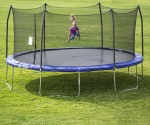 Amazon: Skywalker 17′ Oval Trampoline and Enclosure $319.99 (Lowest Price)