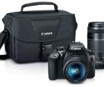 Amazon or Khol's: Canon EOS Rebel T6 Digital SLR Camera Kit Now $449 (Best Price!)