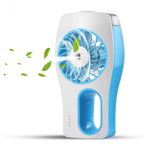 Amazon: CTLpower Handheld Portable Mini Misting Cooling Fan ONLY $8.99 (Available in 3 Colors)