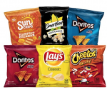 Amazon: Frito-Lay Chips 35-Bag Variety Pack Only $9.11 Shipped (Just 26¢ Per Bag!)