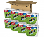 Amazon: Bounty Paper Towels Family Size Rolls (16 ct) Just $25.14 Shipped