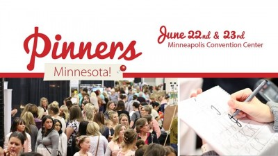 Groupon: Up to 41% Off Tickets to Minnesota Pinners Conference