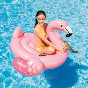 Walmart: Giant Pink Flamingo Pool Float $9.96 (Lowest Price)