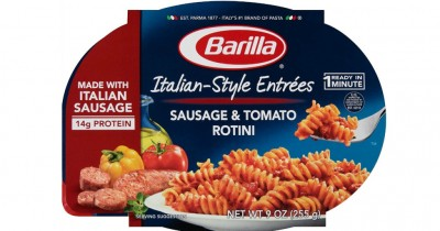Amazon: Save 20% on Barilla Pastas! (Choose from 11 Styles)