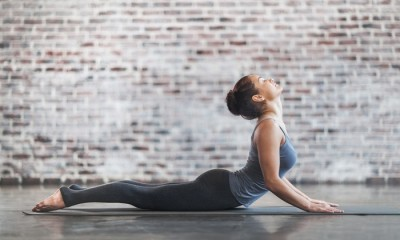 Groupon: Up to 67% Off Yoga Class and Juice Packages at Pressed Hot Yoga (Blaine, MN)