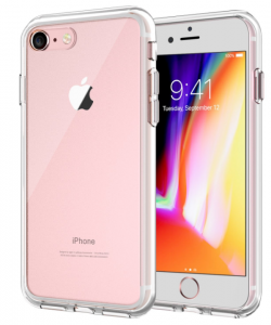 Amazon: JETech iPhone 7/8 Case (HD Clear) Just $7.99! (Awesome Reviews)