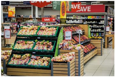 5 Tips for Spending Less on Groceries