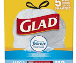 Amazon: Glad OdorShield Tall Kitchen Trash Bags (110 ct) Just $12.99 Shipped ($5 Less Than Walmart!)