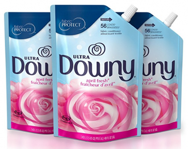 Amazon: Downy Ultra Liquid Fabric Softener (3-Pack) Just $12.99 Shipped & More!