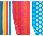 Kohl's: The Big One Reversible Beach Towels Only $9.99 Shipped (Reg. $20)