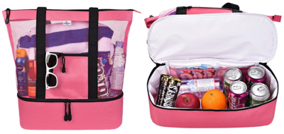 Amazon: Insulated Picnic Beach Bag & Cooler Only $24.95 (Perfect for Summer!)