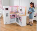Walmart: KidKraft Grand Gourmet Corner Play Kitchen Now $96.57 (Reg. $199)!