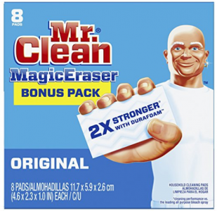 Amazon: Mr. Clean Magic Eraser Cleaning Pads (8 Pack) Only $5.99 (Add-On Item)