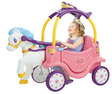 Amazon: Little Tikes Princess Horse & Carriage Only $76.98 (Reg. $109.99)