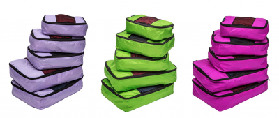Amazon: 5-Piece Packing Cube System Only $17.21 (Awesome Reviews)