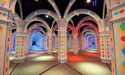 Groupon: Deals at MOA – Amazing Mirror Maze, GameWorks, Sea Life Minnesota + More!