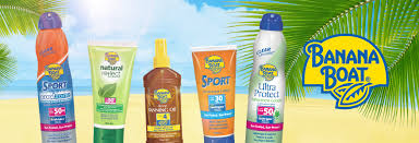 Amazon: Savings on Banana Boat Sunscreens!