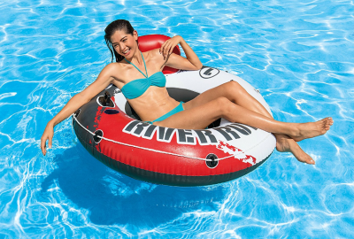 Amazon: Intex River Run Inflatable Float Tube ONLY $12.28 + More!