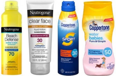 Target: 20% Off All Suncare Items (In-Store & Online)