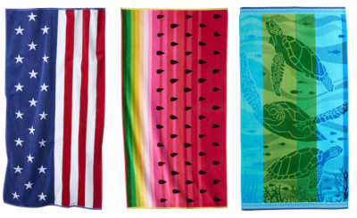 Kohl's: The Big One Beach or Kids' Towels As Low As $4.59 Each!